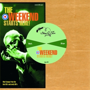 The Weekend Starts Here! - Mod Sounds From The Late 50s And Early 60's-0