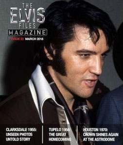 Elvis Files Magazine Issue 23-0