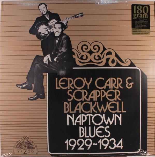 Naptown Blues 1929-1934 -0