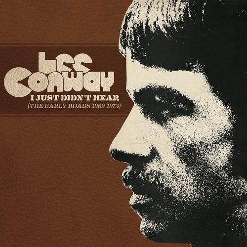 I Just Didn't Hear (Early Roads 1969-1973)-0