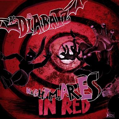 Nightmares In Red LP + CD-0