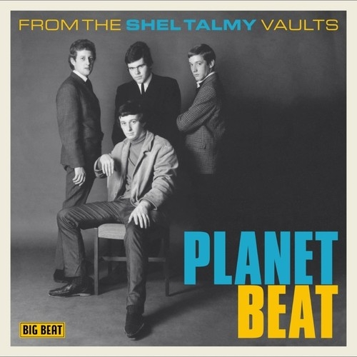 Planet Beat-From The Shel Talmy Vaults-0