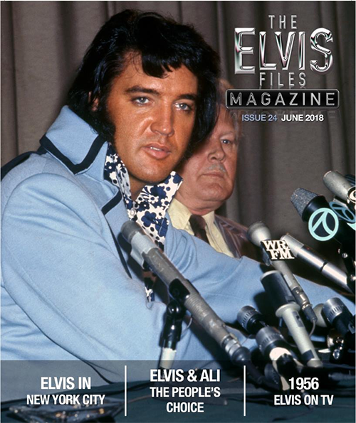 Elvis Files Magazine Issue 24-0