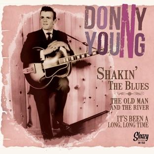 Shakin' The Blues EP-0