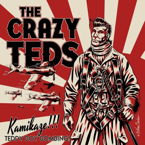Kamikaze !!! Teddy Boy Bombing ! EP-0