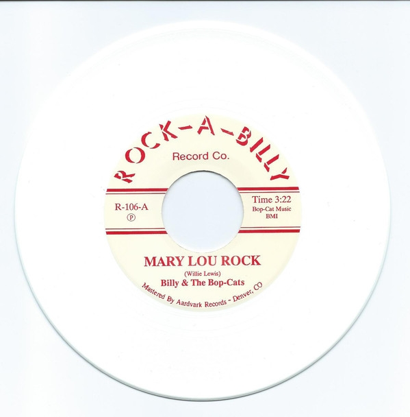 Mary Lou Rock / I'm Out -0