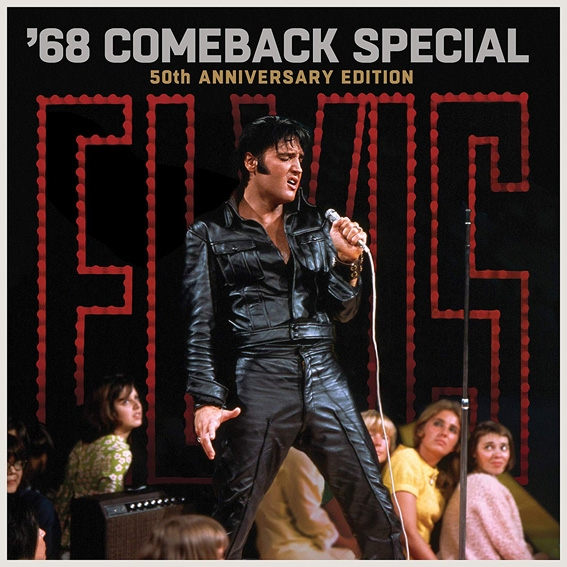 Elvis: '68 Comeback Special: 50Th Anniversary Edition 5CD + 2BLURAY -0