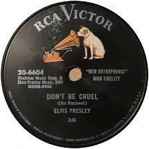 Hound Dog / Don`t Be Cruel-0