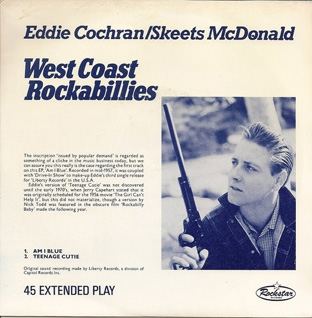West Coast Rockabillies EP-0