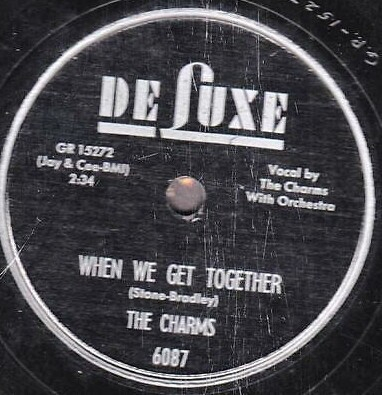 When We Get Together / Let The Happenings Happen -0