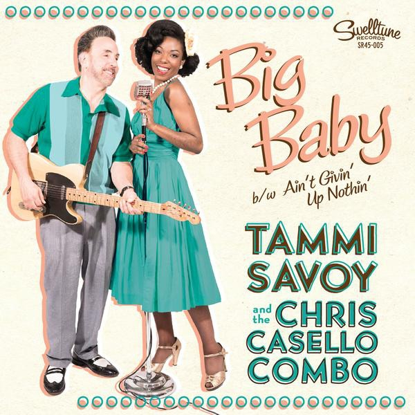 Big Baby b/w Ain't Givin' Up Nothin' -0
