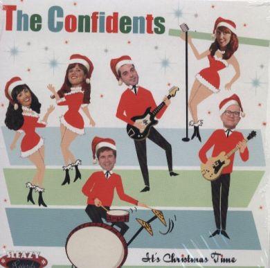 It's Christmas Time EP (Green Vinyl)-0