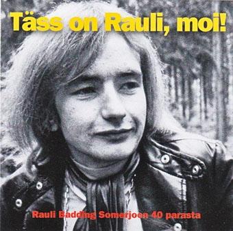 Täss On Rauli, Moi! (2CD)-0