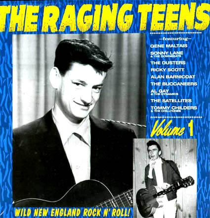 Raging Teens Vol 1-0