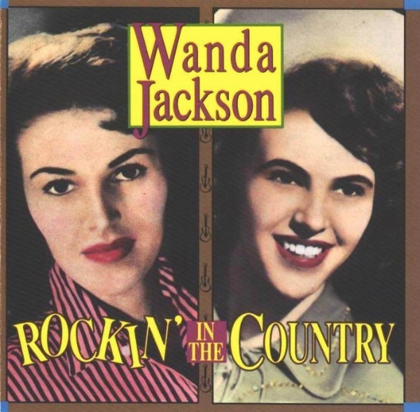 Rockin' In The Country (With Autograph)-0