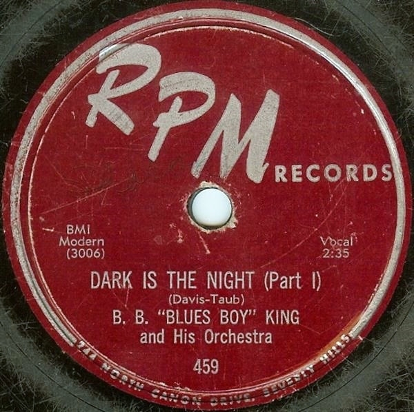 Dark Is The Night (Part 1) / Dark Is The Night (Part 2) -0