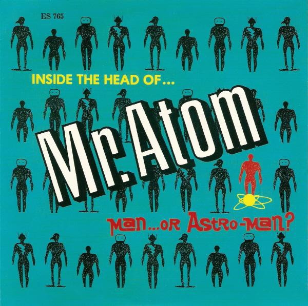 Inside The Head Of... Mr. Atom EP (Purple)-0