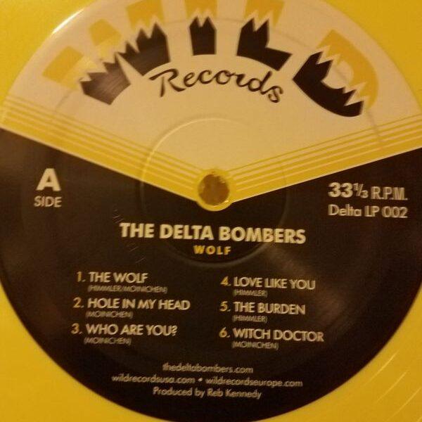 Wolf (Ltd, Numbered,Yellow Vinyl)-0