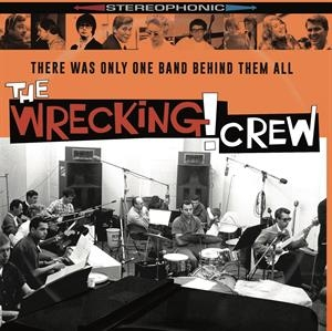 There Was Only One Band Behind Them All: The Wrecking Crew 4CD Boxset-0