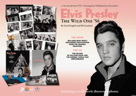 The Wild One '56 BOOK + CD-0