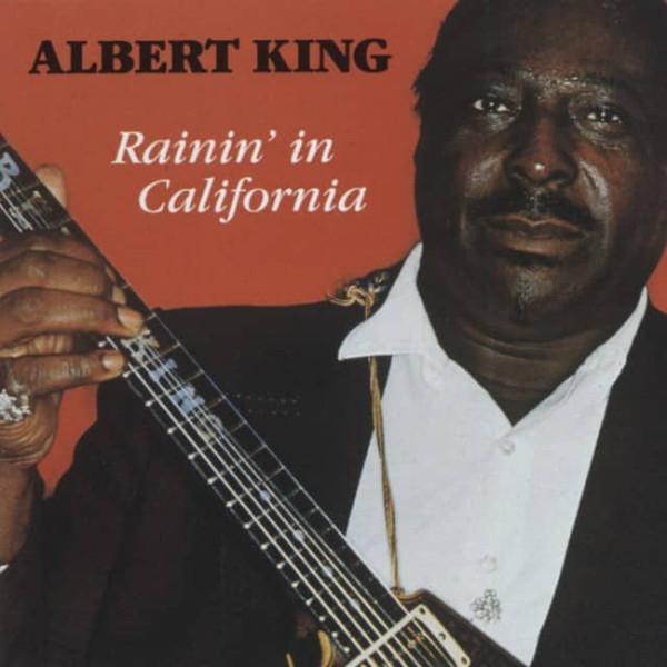 Rainin' In California-0