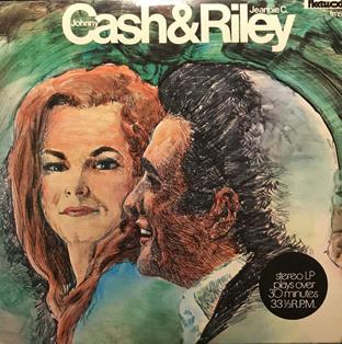 """Cash & Riley MINIALBUM (7"""")-0"""