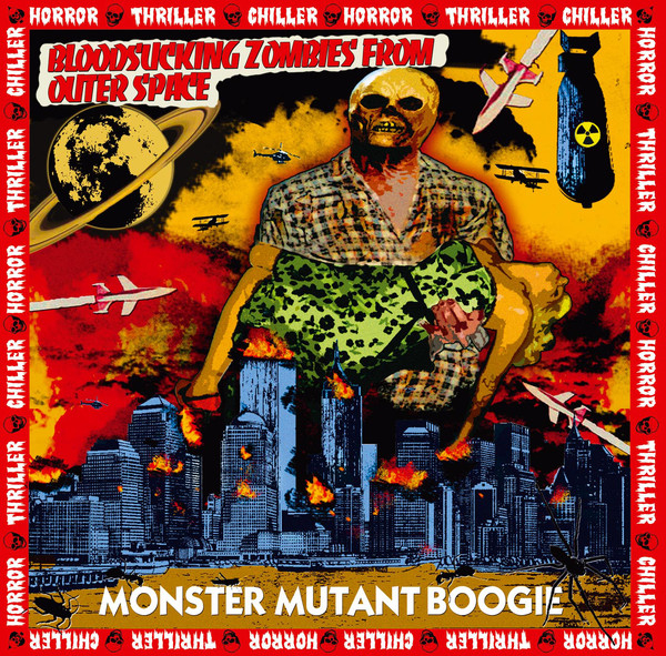 Mutant Monster Boogie (Red)-0
