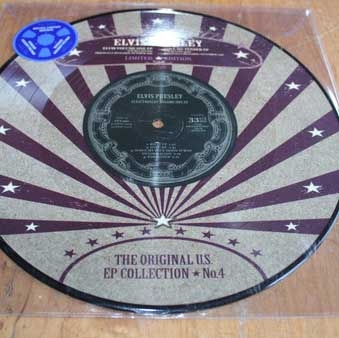 The Original U.S. EP Collection No.4 (Picture Disc)-0