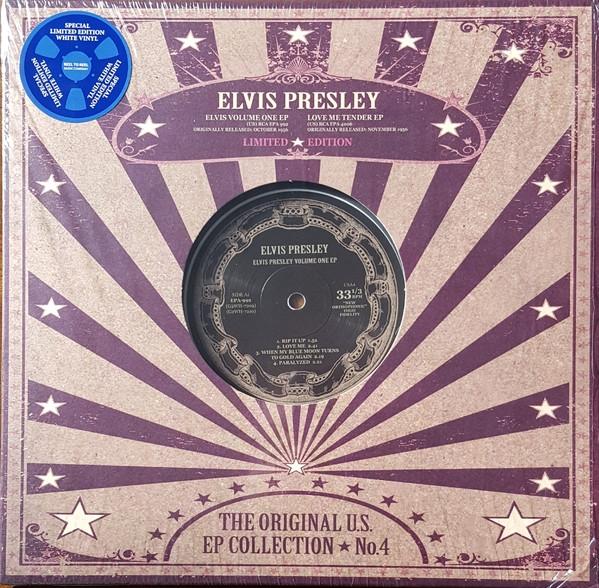 The Original U.S. EP Collection No.4-0