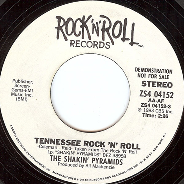 Tennessee Rock 'n' Roll (Promo)-0