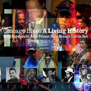 Chicago Blues A Living History-0