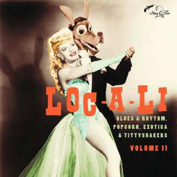 Loc-a-Li: Exotic Blues & Rhythm Vol. 11-0