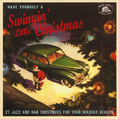 Have Yourself A Swingin' Little Christmas -0