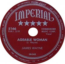 Ageable Woman / Vacant Pillow Blues-0