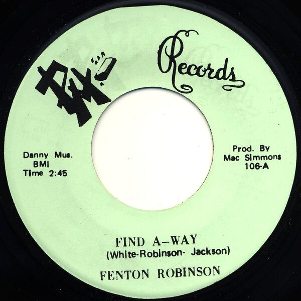 Find A-Way / Cryin' The Blues-0