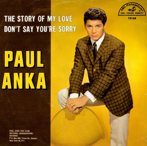 The Story Of My Love / Don't Say You're Sorry-0