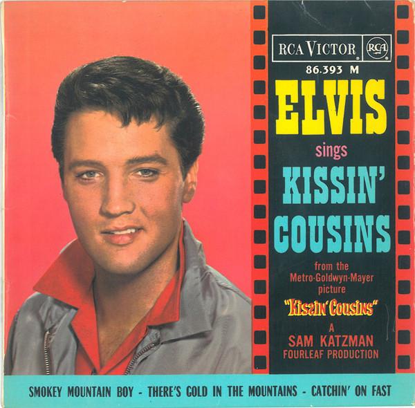 Kissin' Cousins EP-0