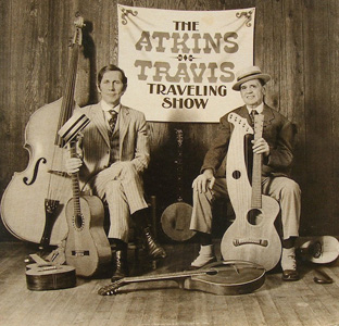 The Atkins-Travis Traveling Show EP -0