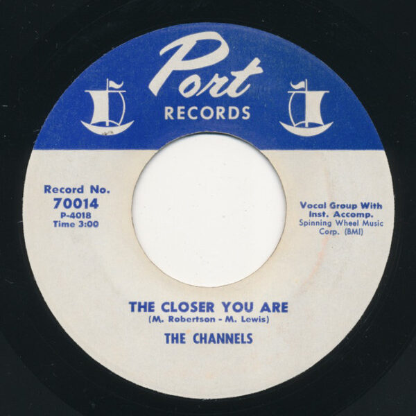 The Closer You Are / Now You Know-0