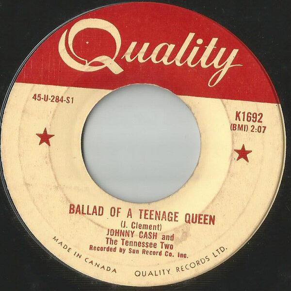 Ballad Of A Teenage Queen / Big River-0