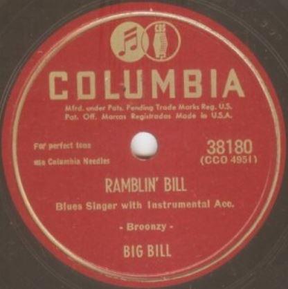 Ramblin' Bill / Summertime Blues -0