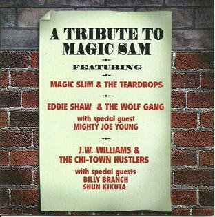 A Tribute To Magic Sam -0