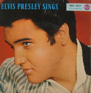 Elvis Presley Sings EP-0