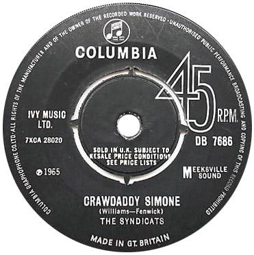Crawdaddy Simone / Leave My Kitten Alone-0