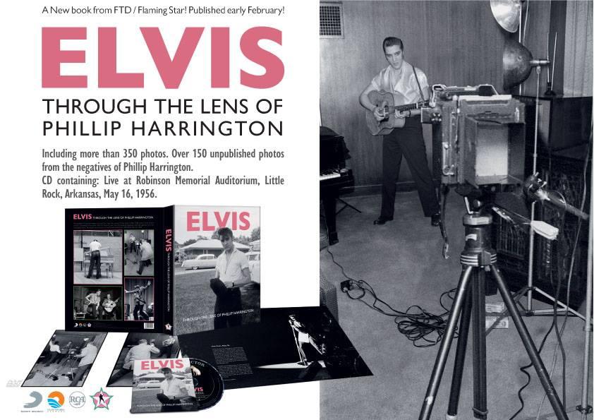 Through The Lens Of Philip Harrington + Bonus CD-0