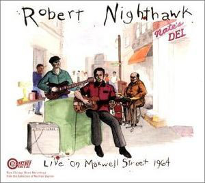 Live On Maxwell Street 1964 -0