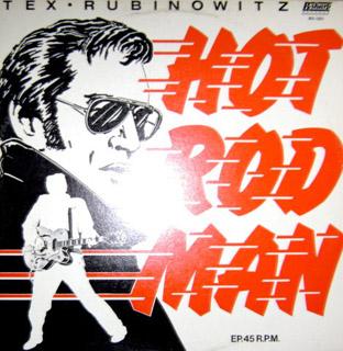 "Hot Rod Man 12""EP-0"