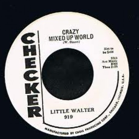 Crazy Mixed Up World / My Baby Is Sweater-0