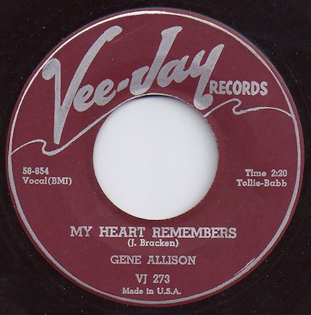 My Heart Remembers / Have Faith-0