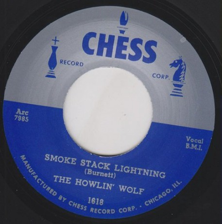 Smokestack Lightnin' / You Can't Be Beat-0